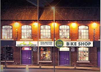 LifeCycles Leeds Bike Shop