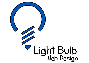 Light Bulb Web Design