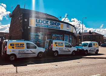 Lock Shop & Security Services Ltd.
