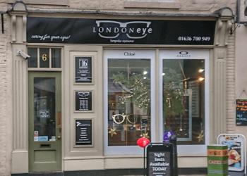 London Eye Bespoke Eyewear