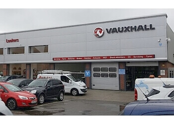Lookers Vauxhall Birkenhead