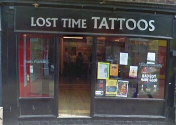 Lost Time Tattoo Studio