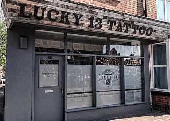 Lucky 13 Tattoo