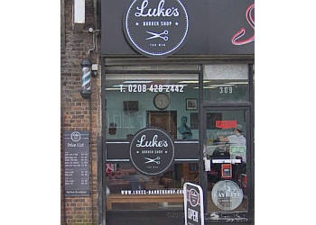 Luke's Barbershop