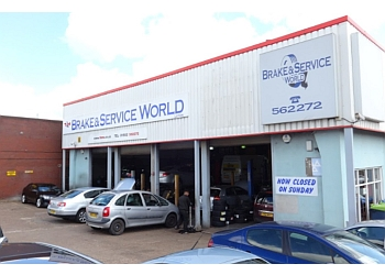 Luton Brake and Service World