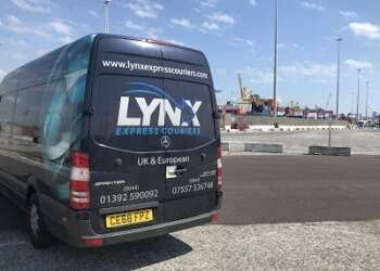 Lynx express couriers