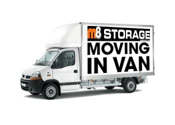M8 Storage
