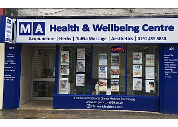 MA Health and Wellbeing Center