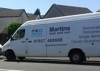 MARTINS MAN AND VAN