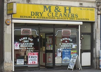 M & H Dry Cleaners