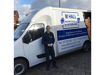 M Hall Removals & Storage