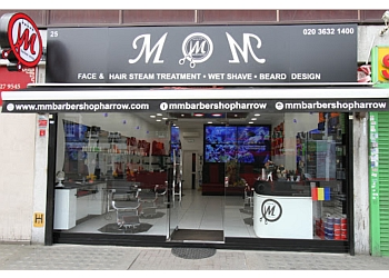 M&M Barber Shop