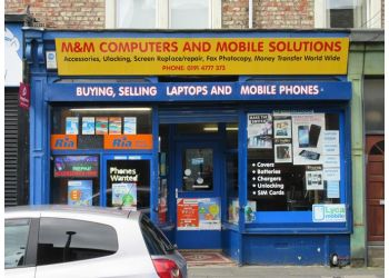 M & M Computers & Mobile Solutions