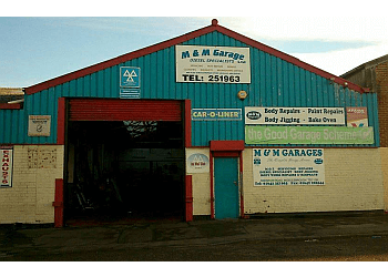 M&M Garages