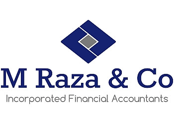 M RAZA & CO. INCORPORATED FINANCIAL ACCOUNTANTS