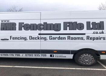 MR FENCING FIFE LTD