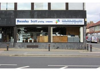 Macaulay Scott Printing Co.