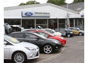 Macklin Motors Ford