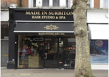 Made in Surbiton Hair Studio and Spa