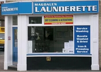 Magdalen Launderette
