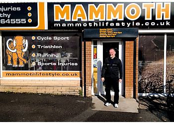 Mammoth Lifestyle and Fitness ltd.