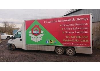 Man & Van Co Antrim Removals & Storage