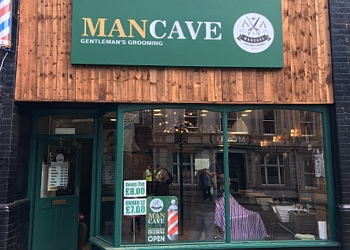 Mancave Gentleman's Grooming