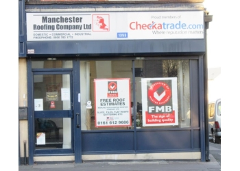 Manchester & Ashton Roofing Company Ltd.