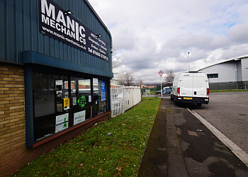 Manic Mechanics Newport Ltd.