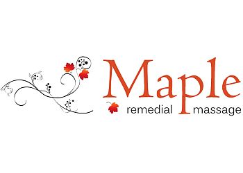 Maple Remedial Massage