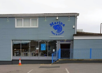 Marina Fish & Chips Restaurant & Takeaway