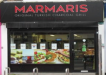 Marmaris Original Turkish Charcoal Grill
