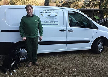 Martin Holman's Pest Control & Services