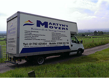 Martyn's Movers Removals & Storage Ltd.