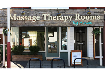 Massage Therapy Rooms By Aimée