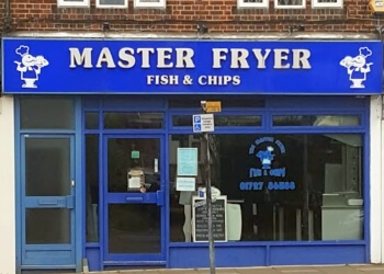 Master Fryer