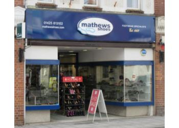 Mathews Shoe Centre