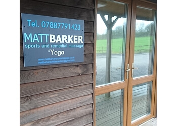 Matt Barker Sports and Remedial Massage