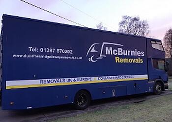 McBurnie's Removals