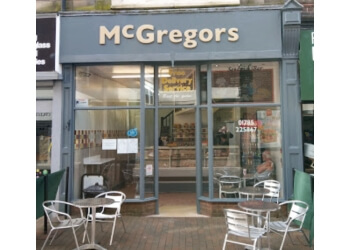 McGregor's Sandwich Bar