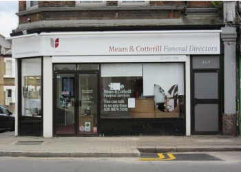 Mears & Cotterill Funeral Directors