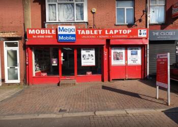 Mega Mobiles & Laptops