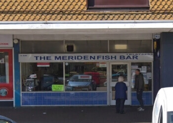 Meriden Fish Bar Watford