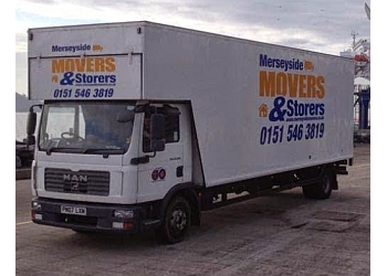 Merseyside Movers & Storers