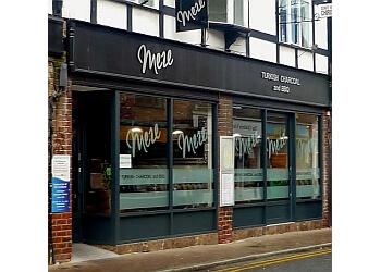 Meze Chester Restaurant & Grill