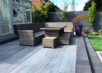 Michael Partridge Garden Design