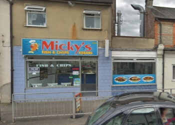Micky's fish&chips kebabs