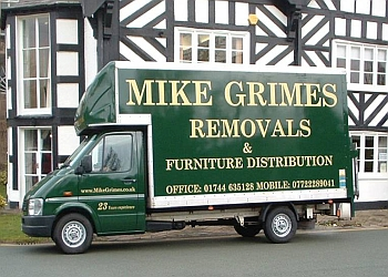 Mike Grimes Removals & Furniture Distribution
