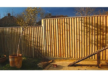 Milan fencing and decking