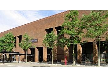 Milton Keynes Central Library